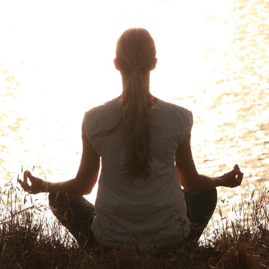 Mindfulness - Meditation - ro og balance