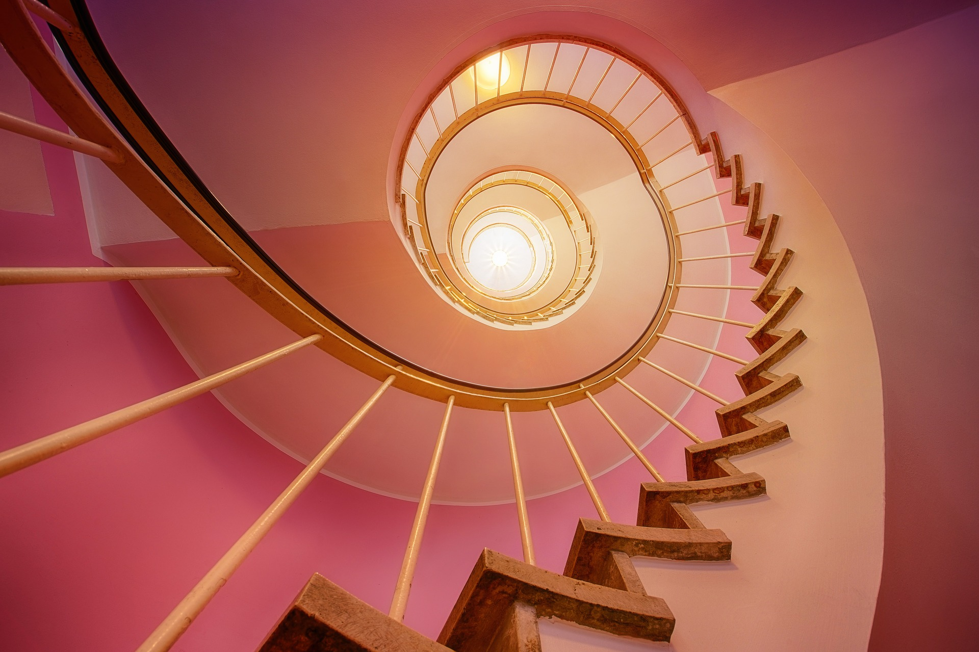 Adfærdsdesign - udvikling - staircase